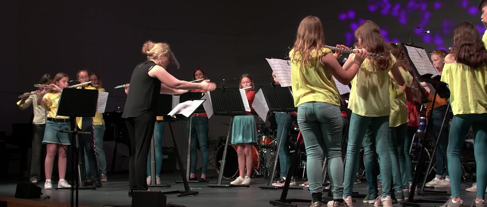 Audition Ecole de musique Hesperange - Concert, 07.07.2019