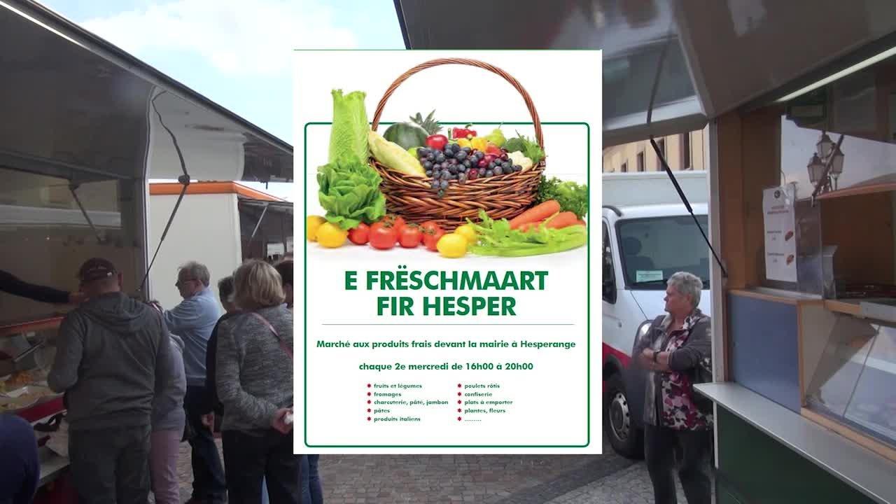 """Clip """"Frëschmaart zu Hesper"""""""