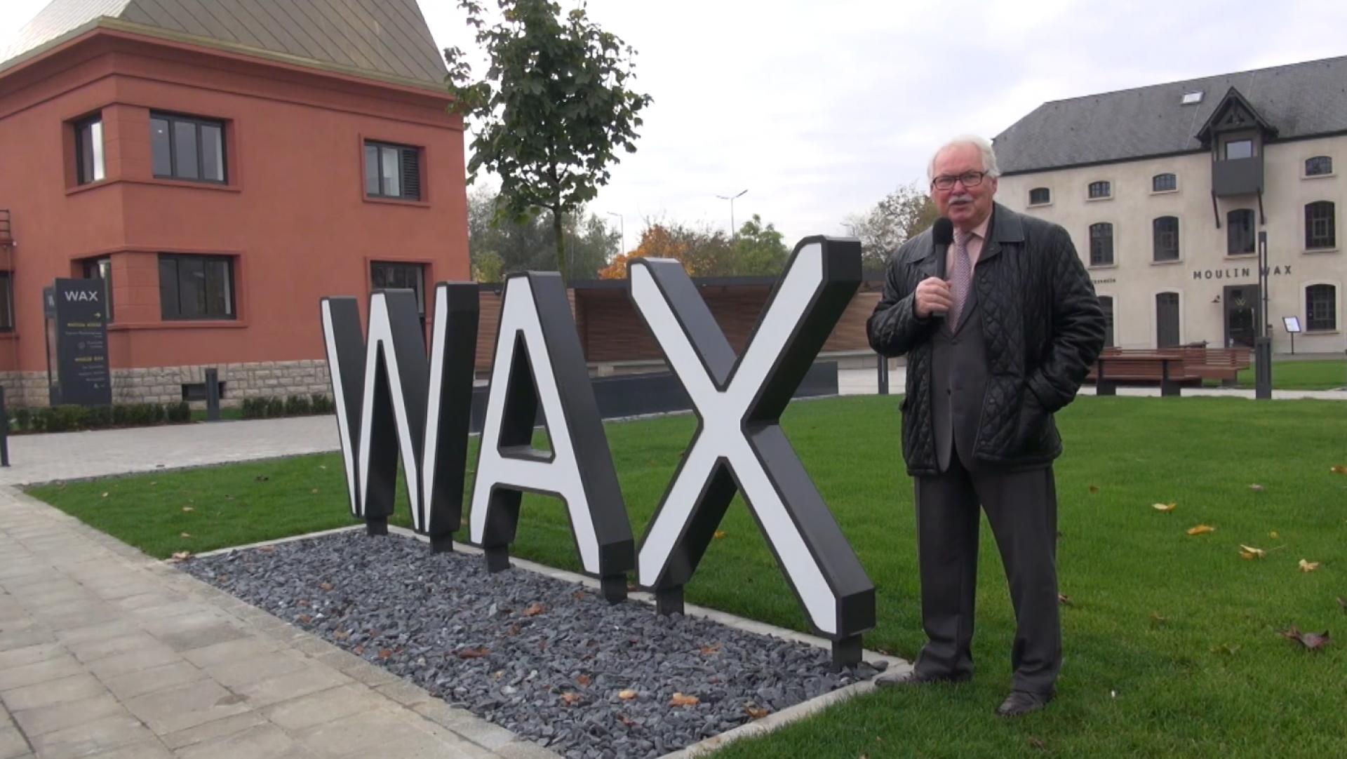 De Site Wax zu Péiteng: e klengen Aperçu