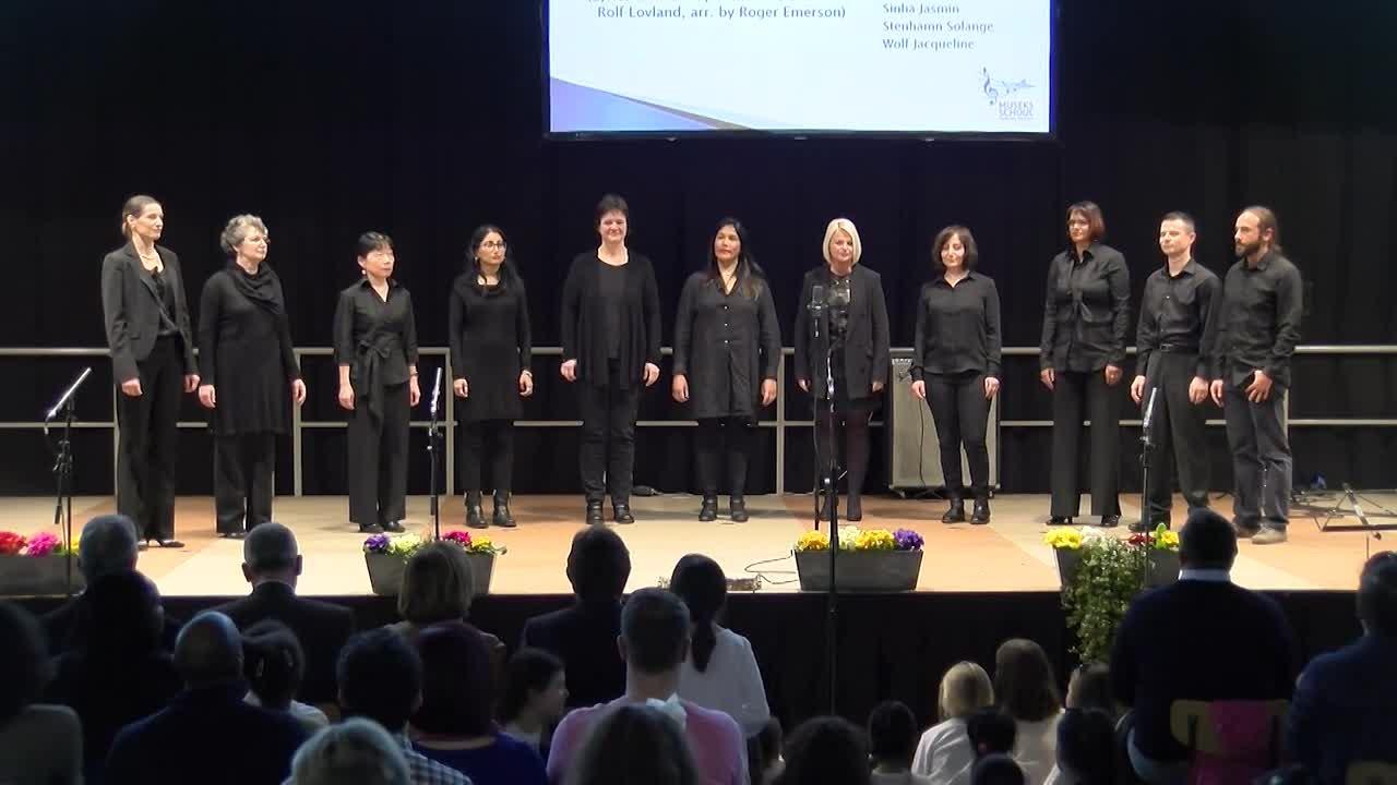 Audition de l'école de musique de Hesperange, 12.03.2017 au Centre sportif Howald