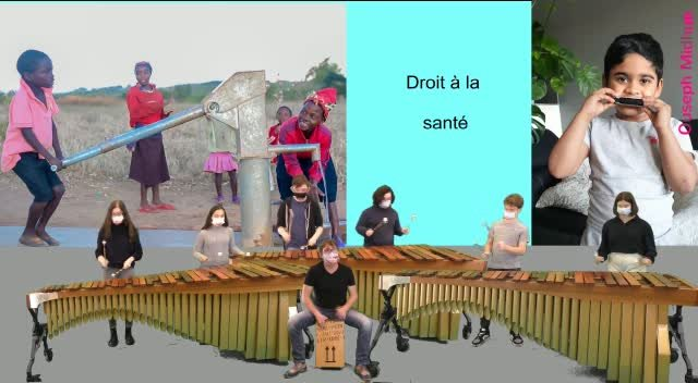 Ecole de Musique - Internationaler Tag der Kinderrechte